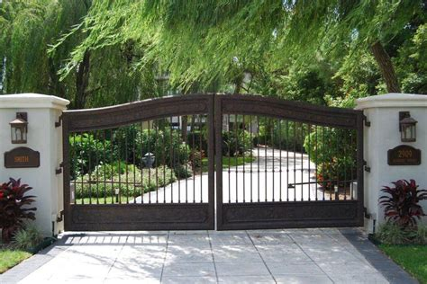 Gate Design Ideas by Best Driveways For Your Property