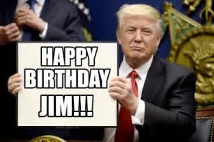 meme creator happy birthday jim meme generator at