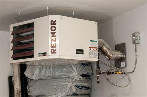 garage heaters gas installation 2017 2018 best