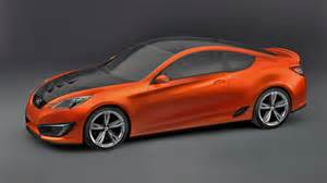 2007 hyundai genesis coupe concepts
