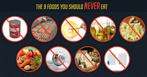 4 fruits to never eat 9 foods you should never attempt to eat