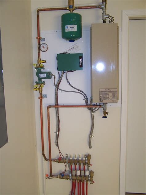 hydronic heating with a boiler part 1 of 2