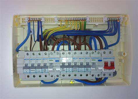 rcd wiring diagram uk