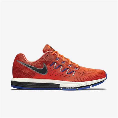 imagenes nike vomero 10 nike mens air zoom vomero 10 running shoes total crimson