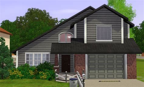 mod the sims medium sized suburban home