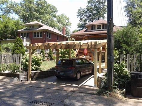 45 Best Images About Garage Pergola And Gazebo Ideas On Pergola Carport Plans