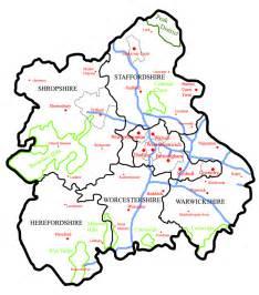 west midlands region wikiwand