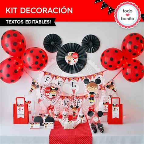 kit decoraci 243 n cumplea 241 os imagui
