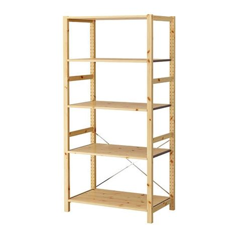 etagere regal ivar regal ikea