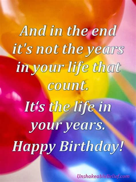 Happy Birthday To Quotes Happy Birthday Quotes For Her Quotesgram