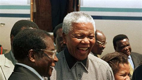 House And Home Design Blogs Nelson Mandela Robert Mugabe And The Countries They