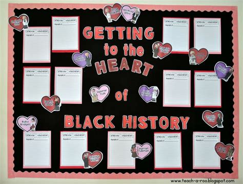black history valentines day getting to the of black history month freebie top