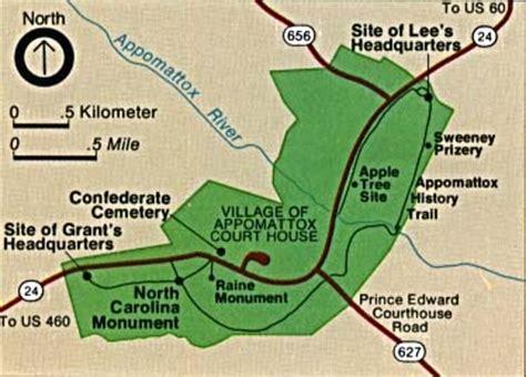 Battle Of Appomattox Court House by Civil War Virginia Battle Appomattox Court House American