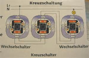 schaltplan wechselschalter mit 2 len rastafari schaltung schalter schalten