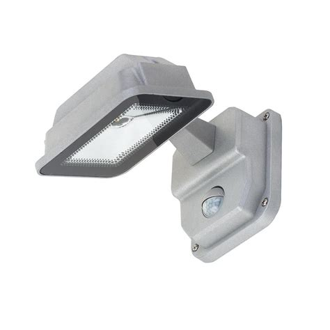 Pir Sensor Lights Outdoor Philips Oviedo Outdoor Led Wall Lantern With Pir Sensor Aluminium
