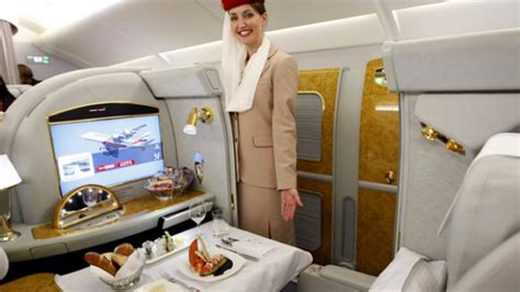 emirates q class airline review emirates first class dubai to sydney