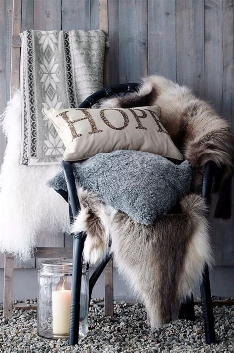 fluffy  cozy winter inspired interiors   messagenote