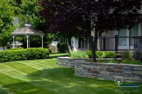 Landscape Architect New Jersey Sparta New Jersey Landscape Design Project Farmside