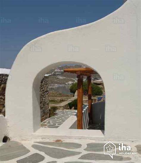 in affitto a mykonos affitti mykonos per vacanze con iha privati