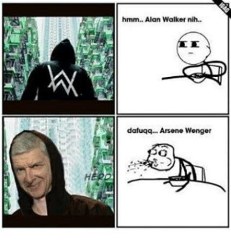 alan walker birthday funny arsene wenger memes of 2017 on sizzle arsenal
