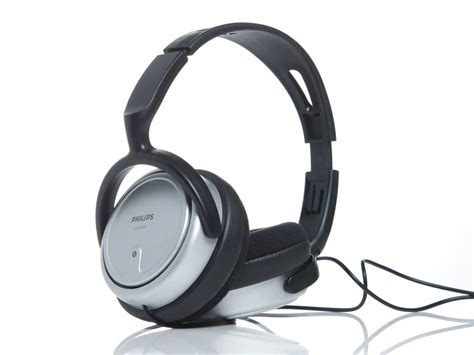 Headset Philips philips shp2500 stereo headphones