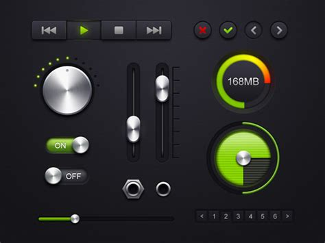 ui pattern buttons player icon button over millions vectors stock photos