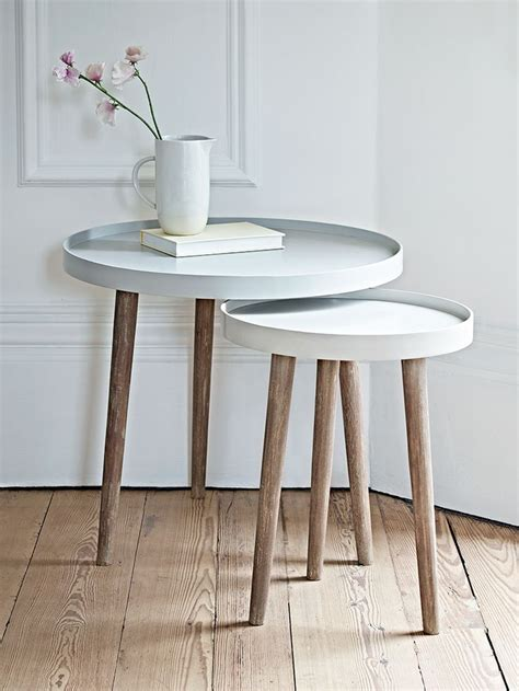 coffee table with side tables best 25 small side tables ideas on side table