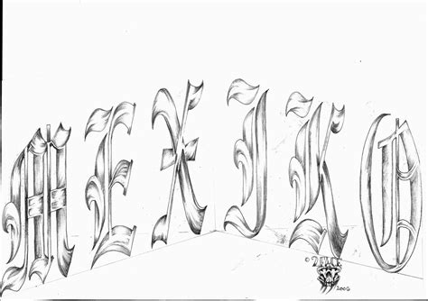 tattoo lettering dot net mexiko lettering tattoo design by 2face tattoo on deviantart
