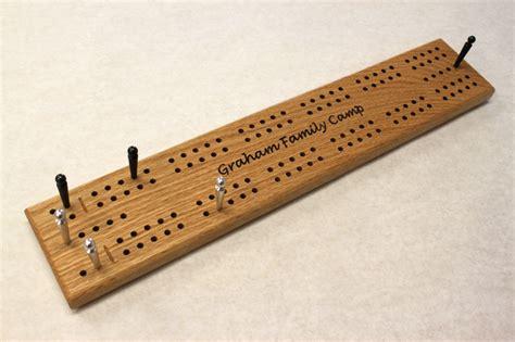 Crib Board by King 2 Track Cribbage Board
