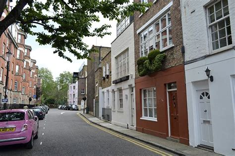 Sales Records For Property Pond Place Mews Chelsea Sw3 Lurot Brand