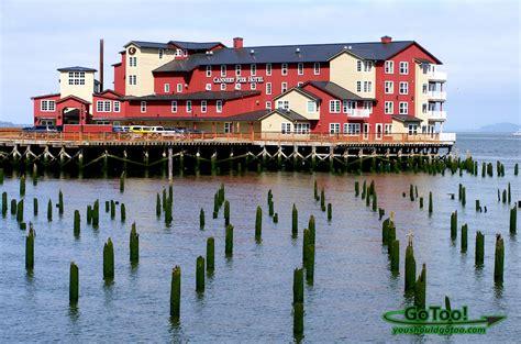 pier hotel cannery pier hotel oregon