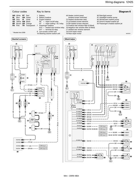 mini cooper power steering wiring diagram wiring diagrams