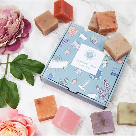 Buy Handmade Soap - handmade soap collection buy from prezzybox