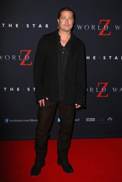 Brad Pitt Wardrobe by Brad Pitt Slacks Brad Pitt Looks Stylebistro