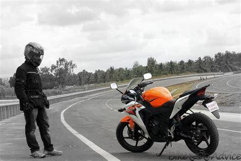 honda cbr150r mileage on road autofarm honda cbr150r 2012 india road test and review