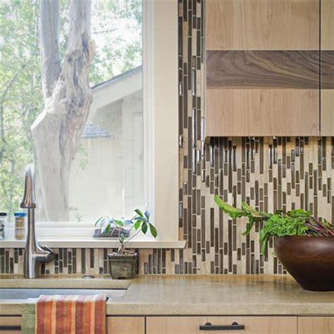 HOME DZINE Kitchen   Mosaic tiles for kitchen backsplash
