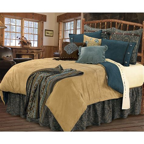bella vista western bedding comforter set
