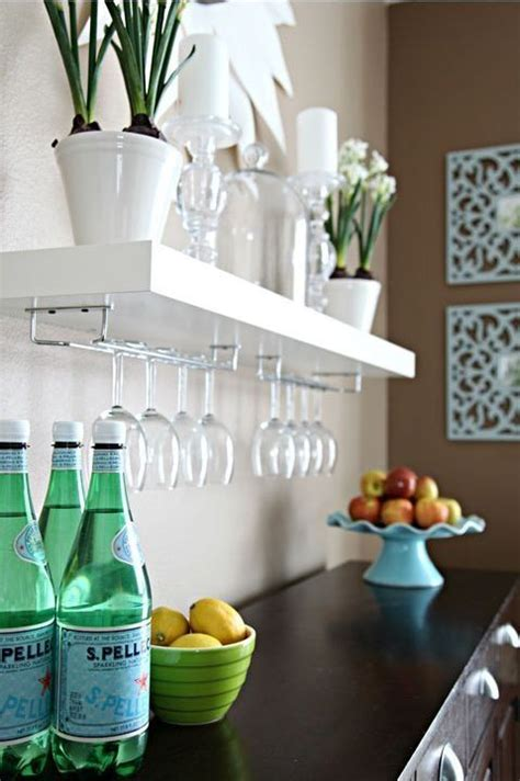 Shelf Of Opened White Wine by Best 25 Wine Glass Storage Ideas On Wine
