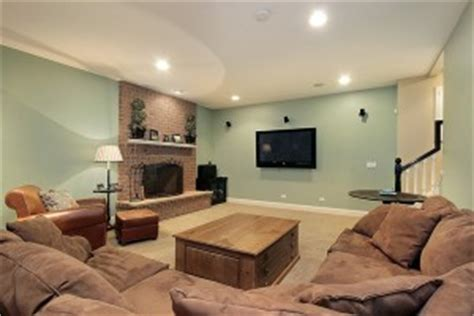 lighten up your basement with inviting colors remodeling designs blueprints