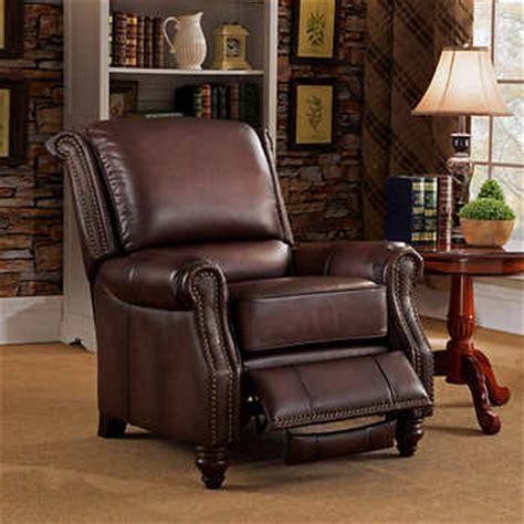child leather recliner costco rivington brown top grain leather recliner