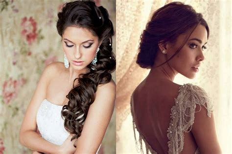 Wedding Hairstyles For Shape bridal hairstyles for oval shapes hairstyles
