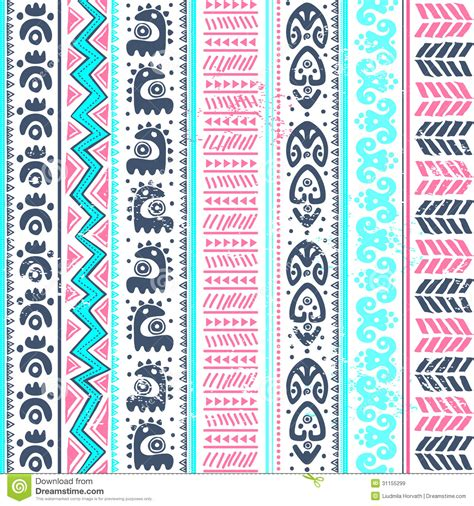 abstract tribal pattern abstract tribal pattern royalty free stock images image