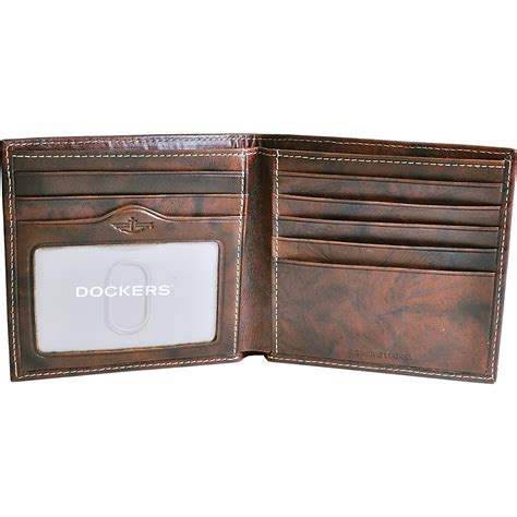 Walet 2 In 2 dockers wallets wallet 2 colors mens wallet new ebay