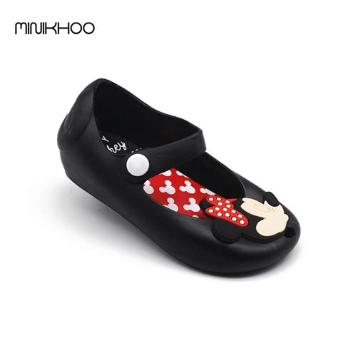 jelly shoes for toddler 2016 mickey minnie mini jelly shoes baby boys