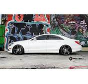 2013 Mercedes Benz CLS550 On K3 Projekt Wheels