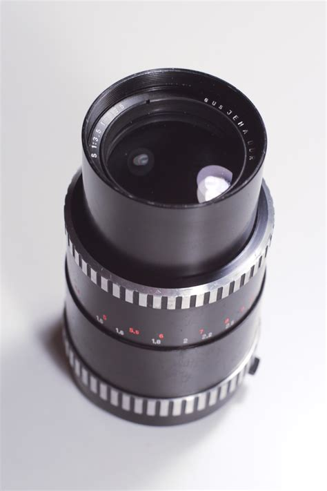 carl zeiss carl zeiss sonnar 135 3 5 vintage lenses
