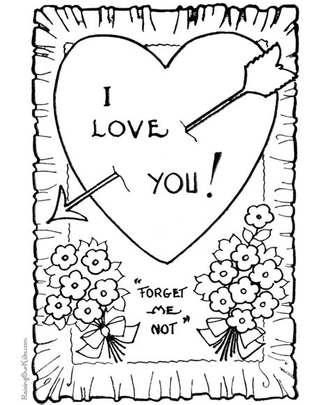 valentines gifts for coloring book as a valentines day gift for nature themed valentines day gifts for or books child coloring page 010