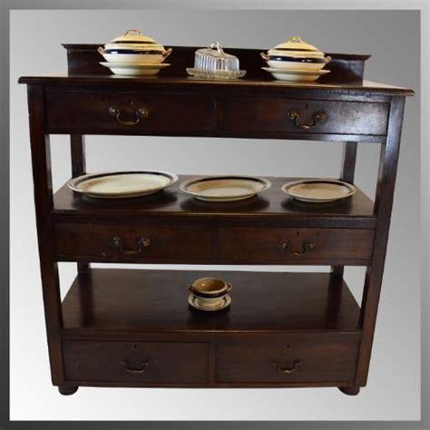 side buffet server buffet serving trolley sideboard side server cabinet edwardian antique 6 drawer cutlery china