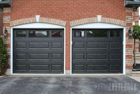 garage doors  garaga difference pink