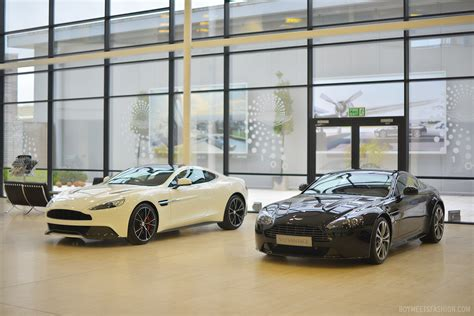 aston martin factory from the aston martin factory with boy meets